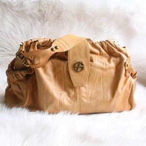 vintage slouchy hobo bag